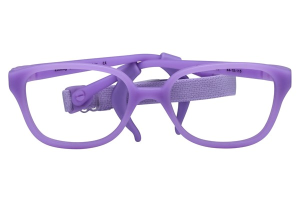 Zoobug ZB1025 Eyeglasses - Purple