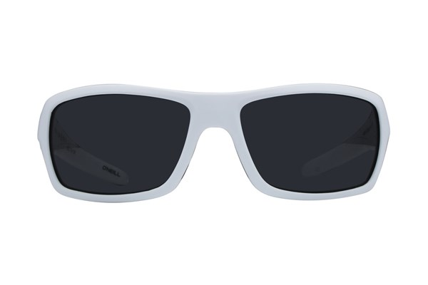 O'Neill Barrel White Sunglasses