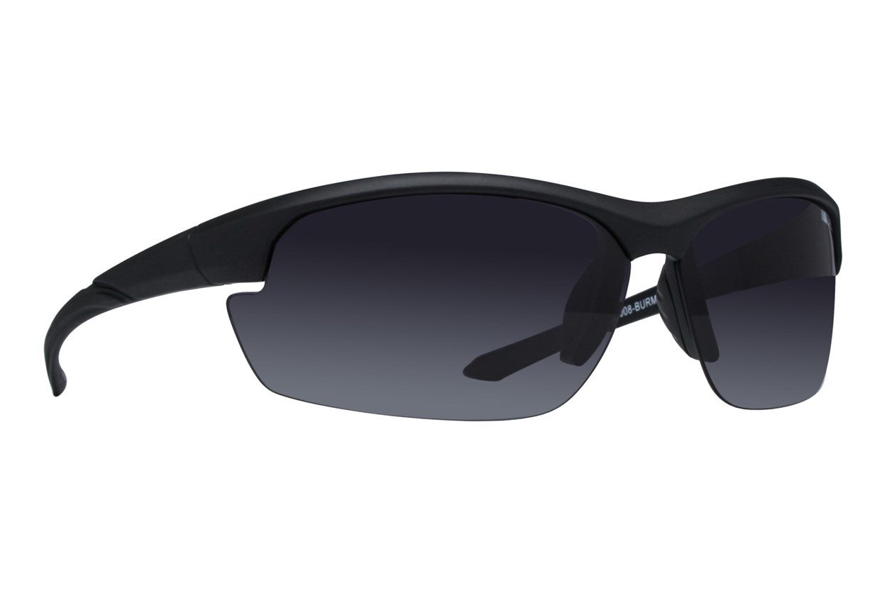 NASCAR Burm Sunglasses - Black