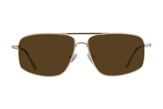 NASCAR Crewchief Gold Sunglasses
