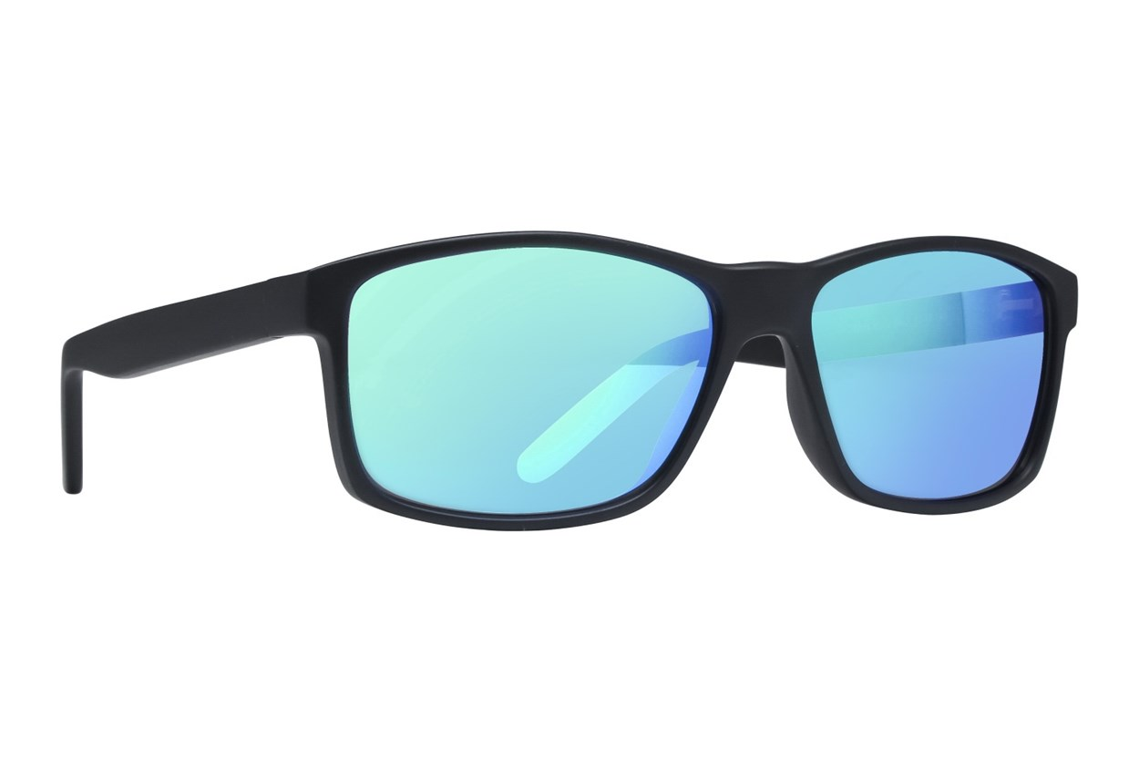 Lunettos Chris Sunglasses - Black