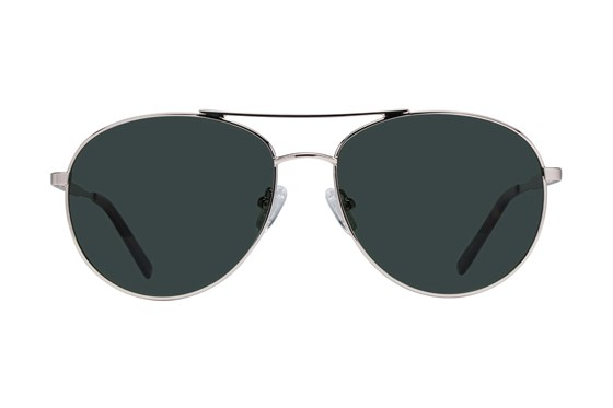 Fatheadz Zound Gold Sunglasses
