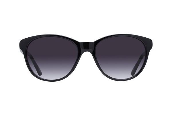 Lunettos Cate Black Sunglasses