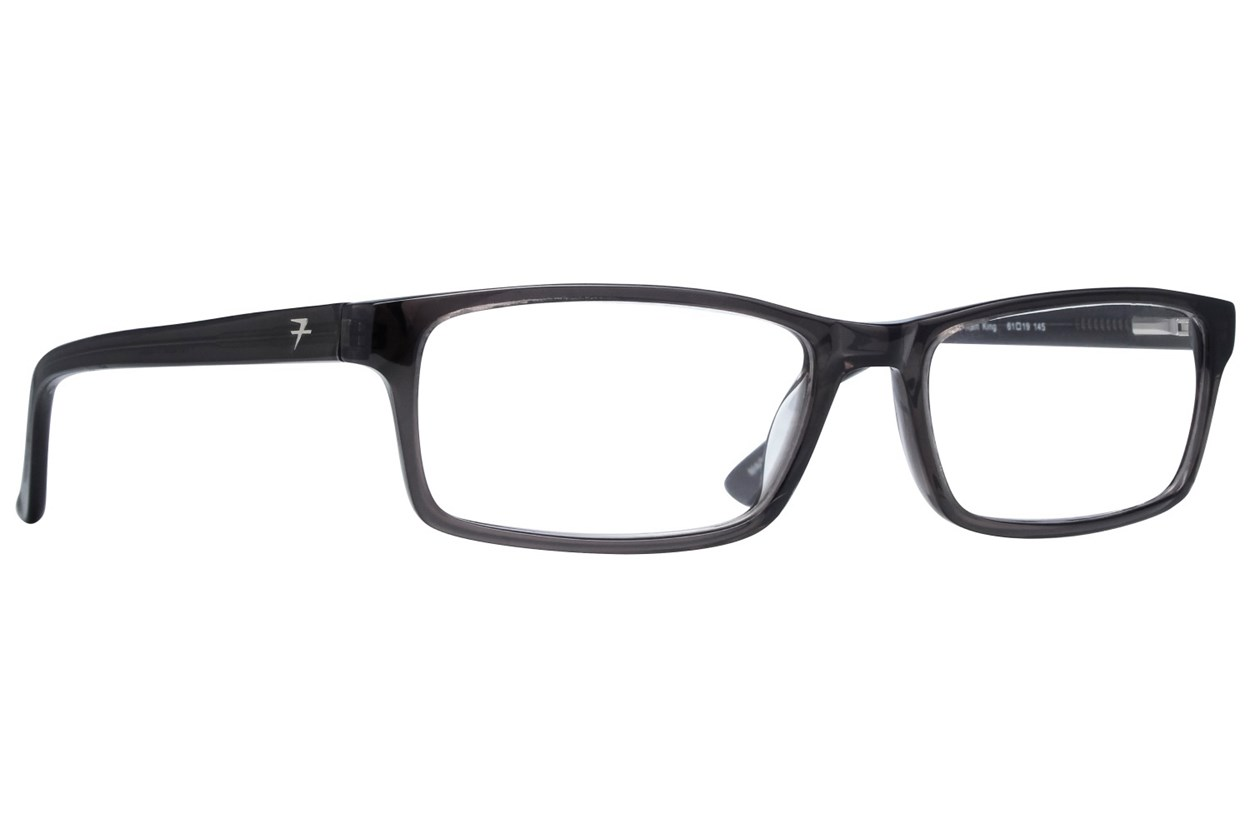 Fatheadz Rain King Reading Glasses Gray ReadingGlasses