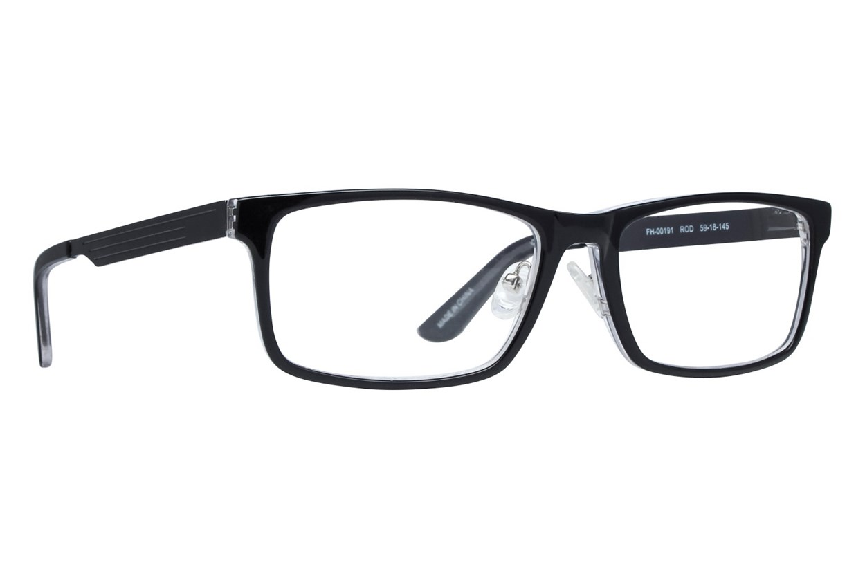 Fatheadz Rod Reading Glasses Black ReadingGlasses