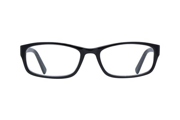 Fatheadz Wallstreet Reading Glasses ReadingGlasses - Black