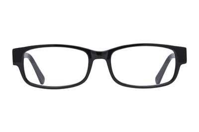 Fatheadz Jaxonian Reading Glasses Black