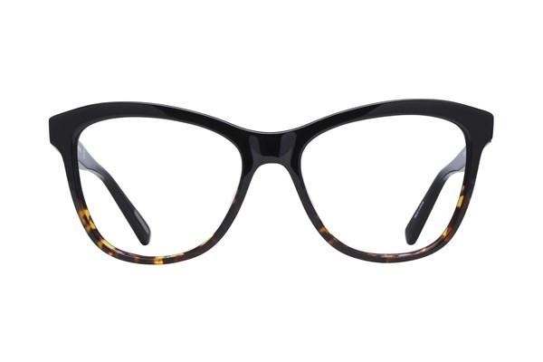Covergirl CG0481 Eyeglasses - Black