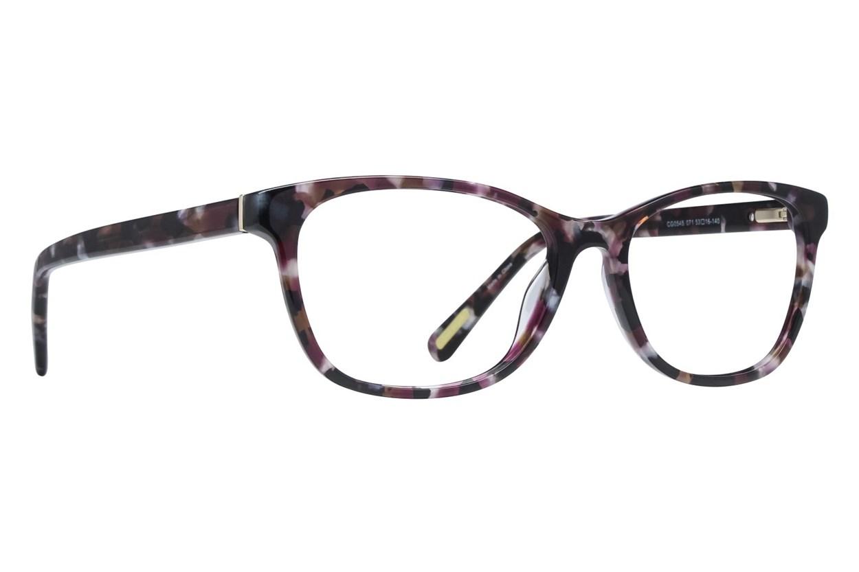 Covergirl CG0545 Wine Eyeglasses