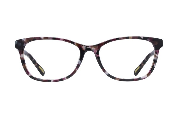 Covergirl CG0545 Wine Eyeglasses