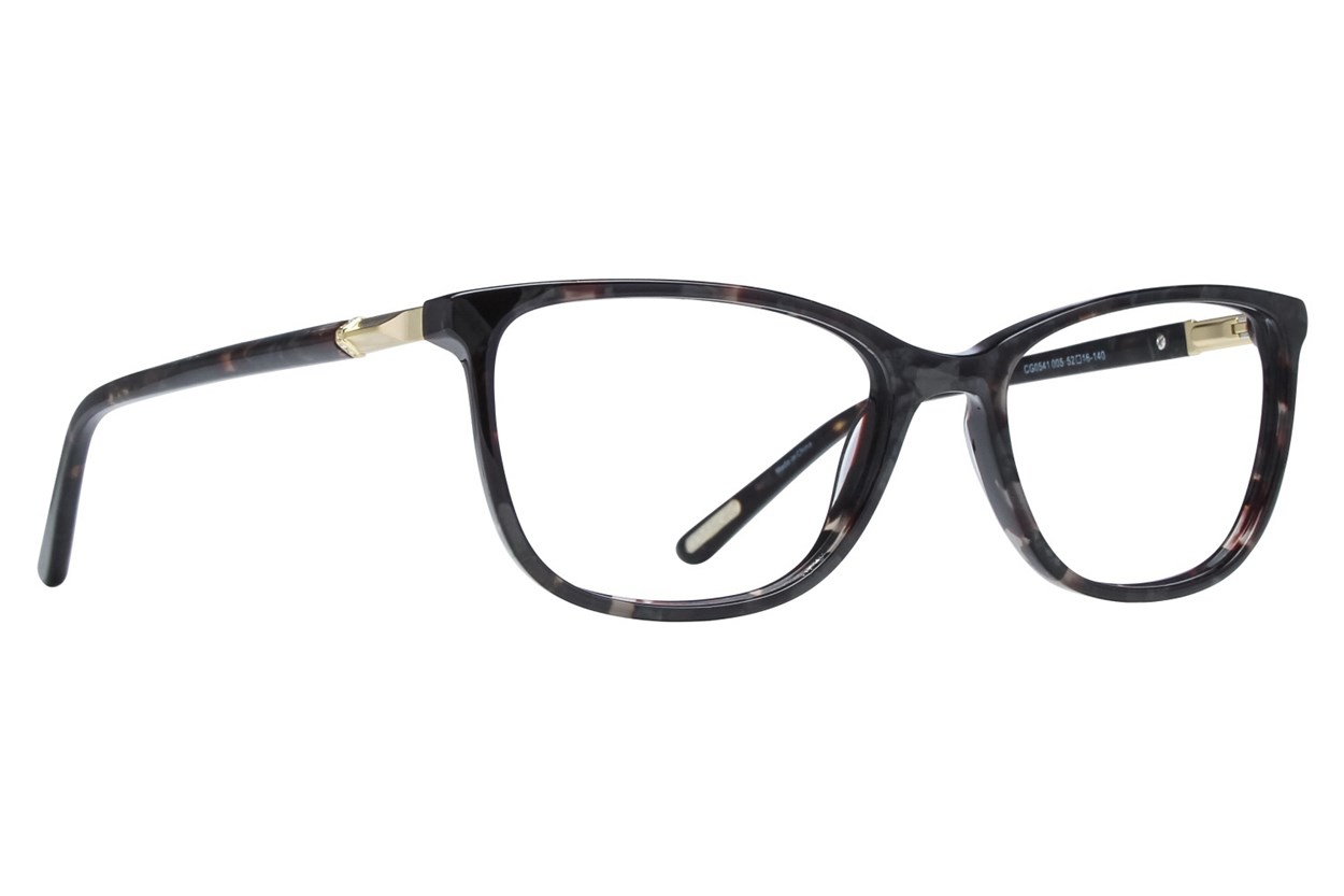 Covergirl CG0541 Black Eyeglasses