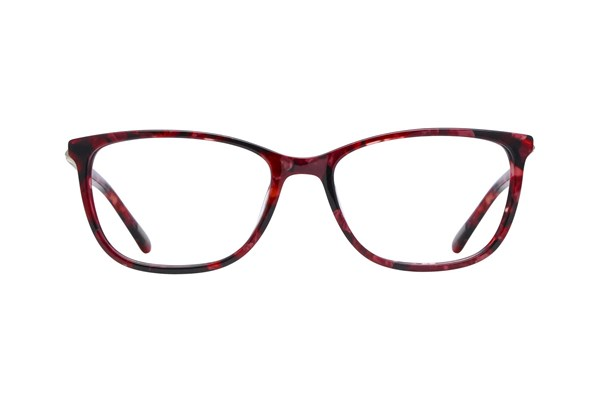 Covergirl CG0541 Red Eyeglasses