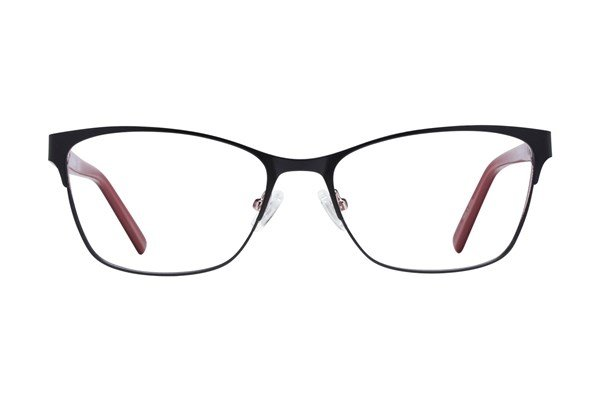 Covergirl CG0464 Eyeglasses - Black