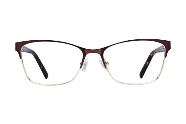 Covergirl CG0464 Eyeglasses - Wine