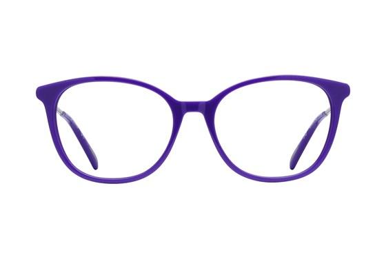 Covergirl CG0473 Purple Eyeglasses