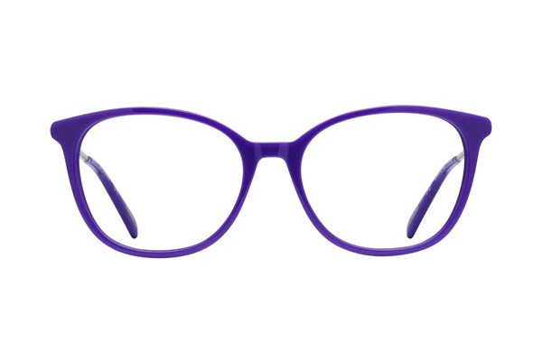 Covergirl CG0473 Purple Eyeglasses
