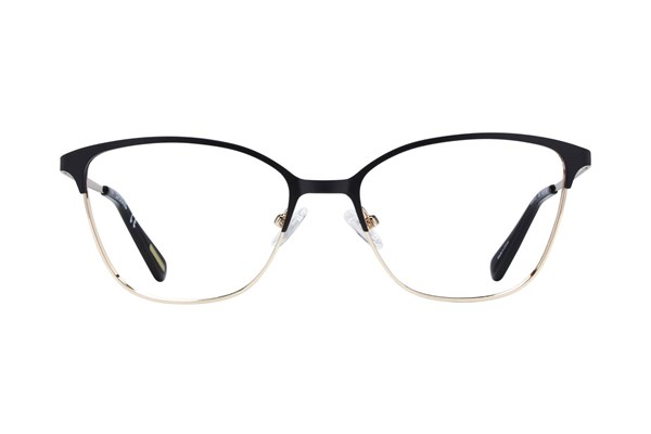 Covergirl CG0472 Eyeglasses - Black