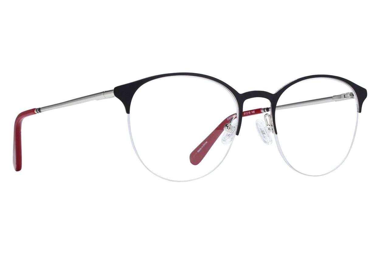 Covergirl CG0474 Black Eyeglasses