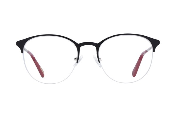 Covergirl CG0474 Eyeglasses - Black