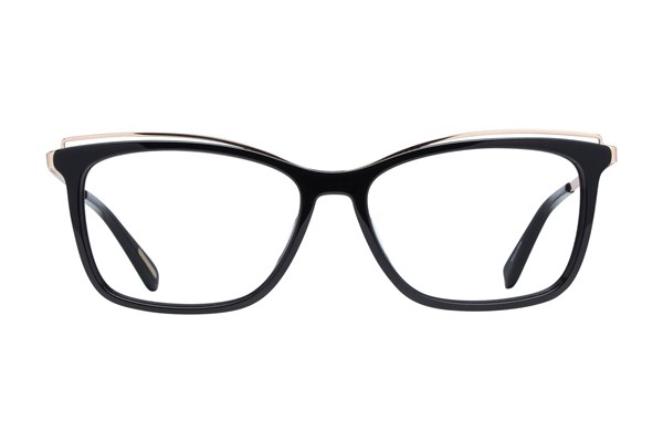 Covergirl CG4002 Black Eyeglasses