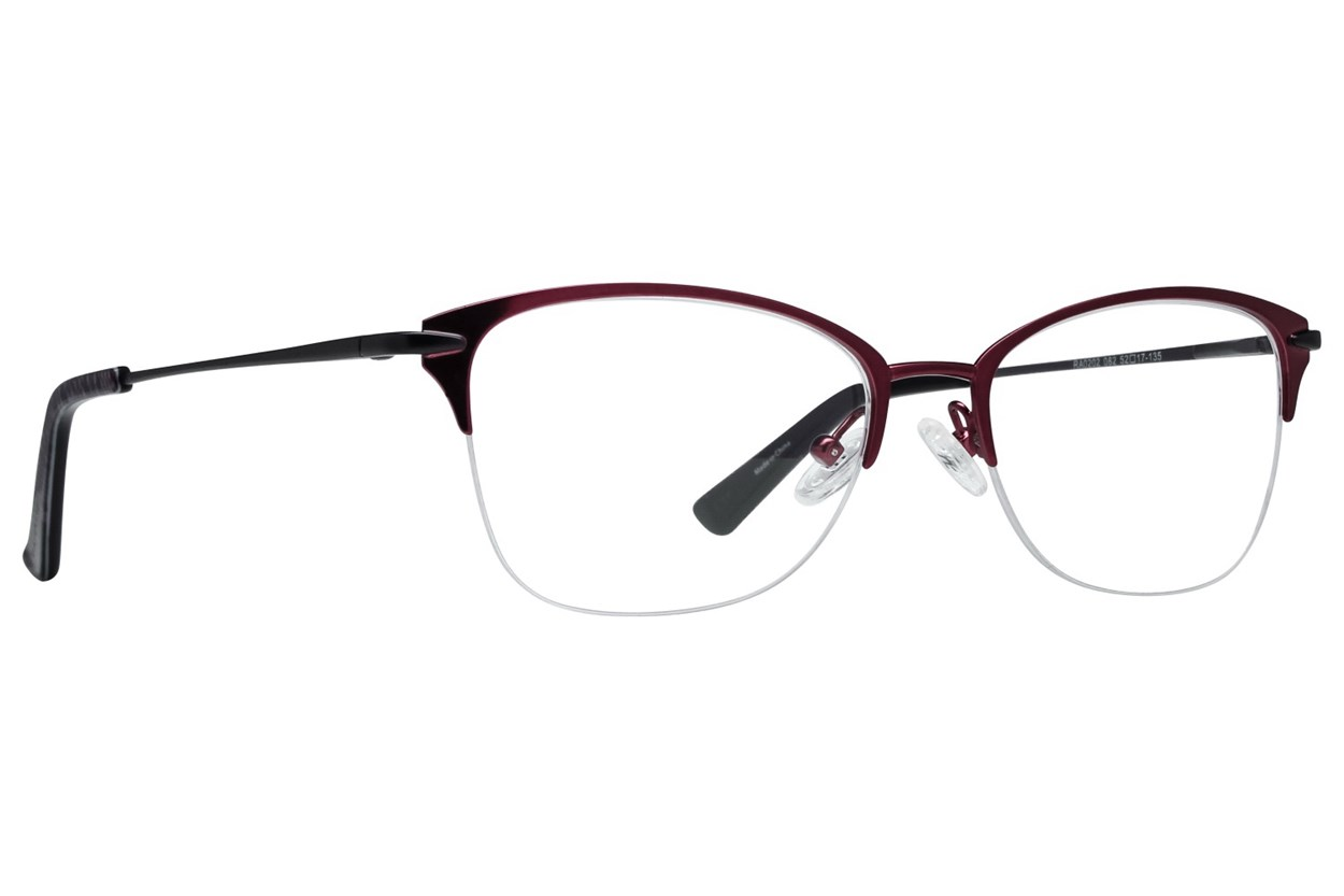 Rampage RA0202 Purple Eyeglasses