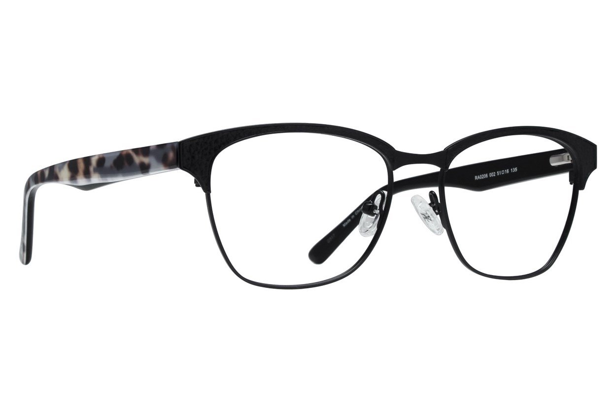 Rampage RA0206 Black Eyeglasses