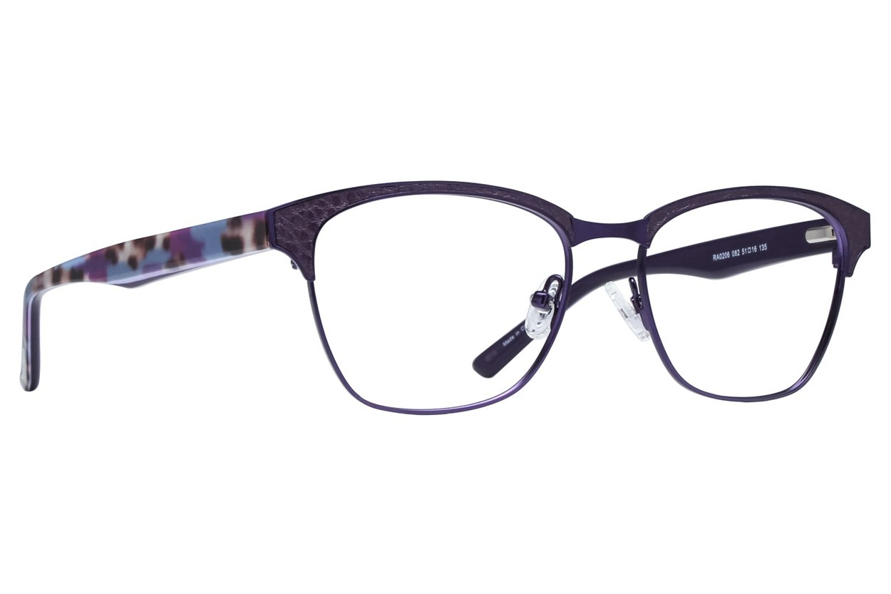 Rampage RA0206 Purple Eyeglasses