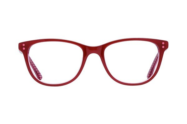 Skechers SE1631 Red Eyeglasses