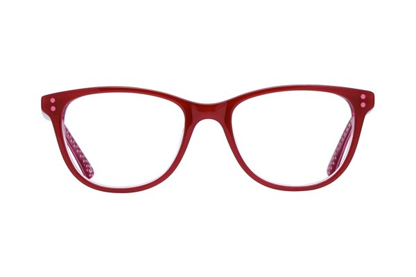 Skechers SE1631 Eyeglasses - Red