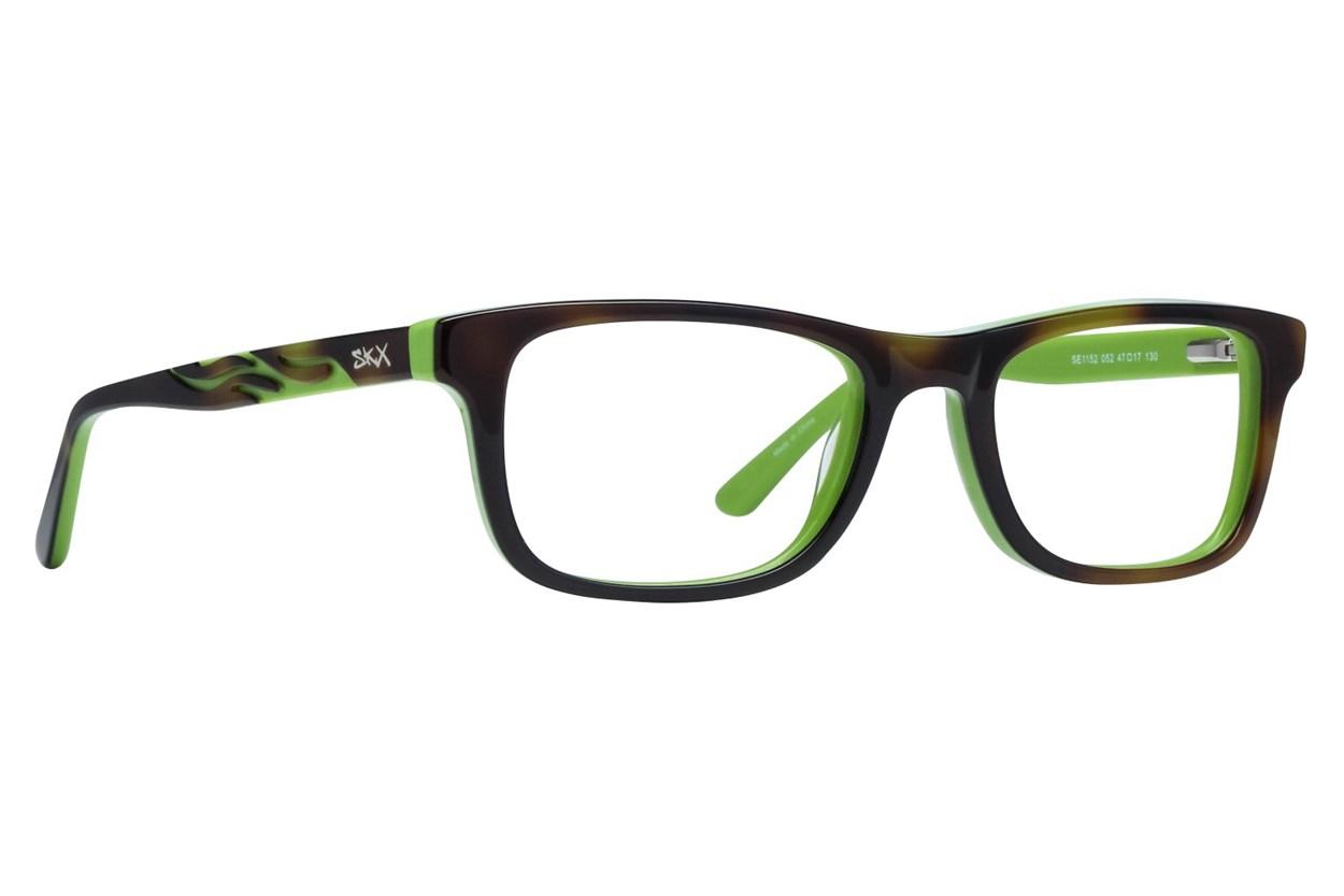 Skechers SE1152 Tortoise Eyeglasses