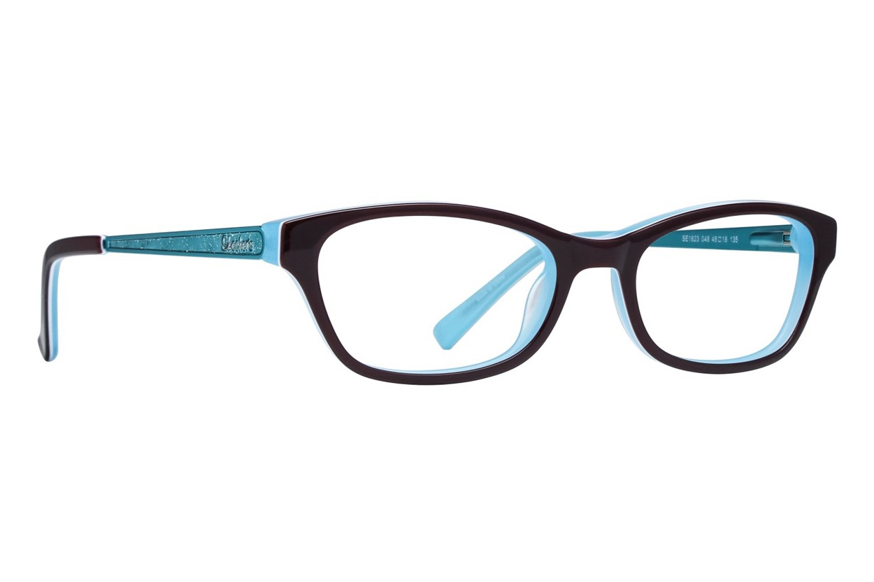 Skechers SE1623 Brown Eyeglasses