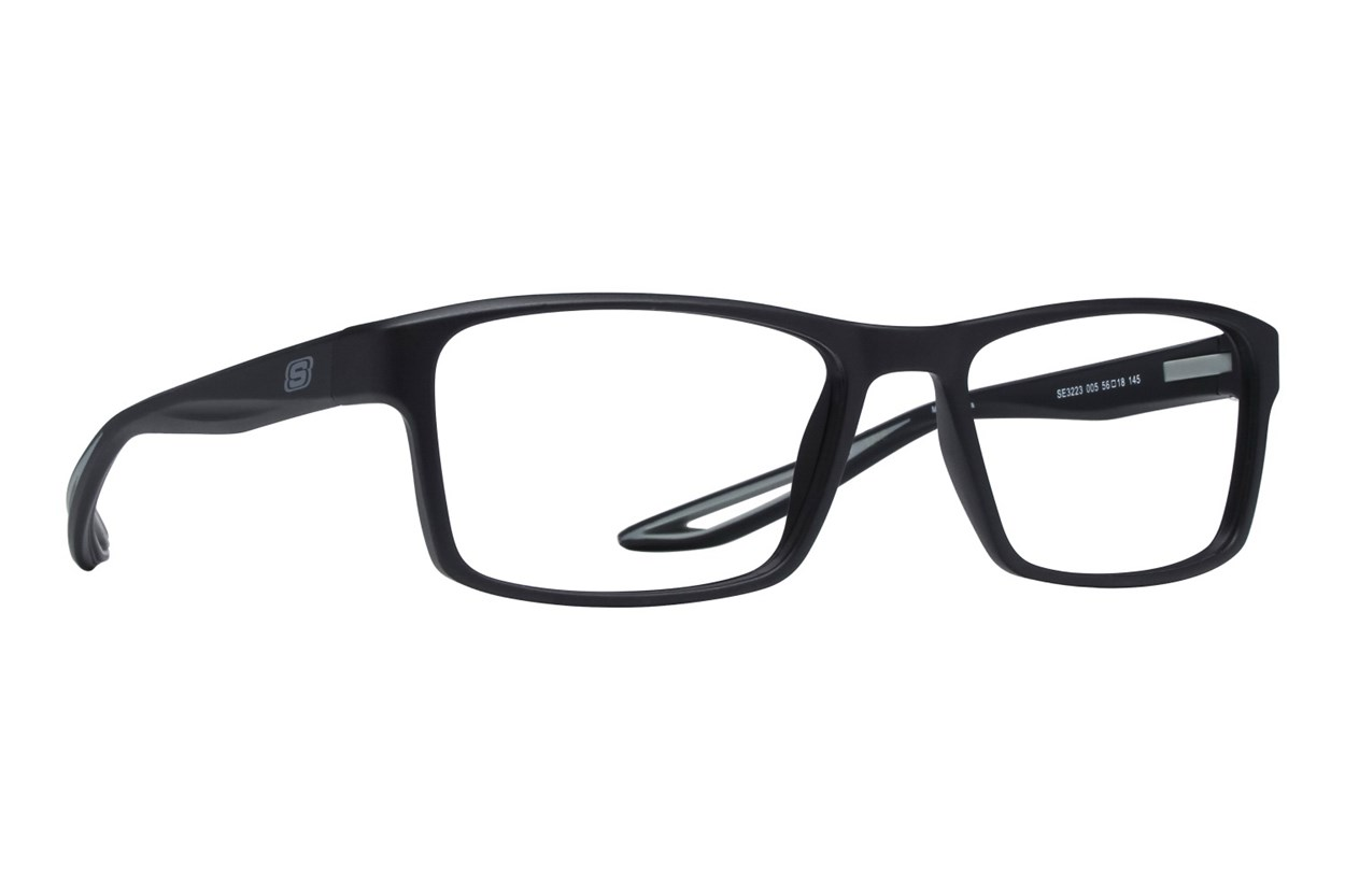 Skechers SE3223 Black Eyeglasses