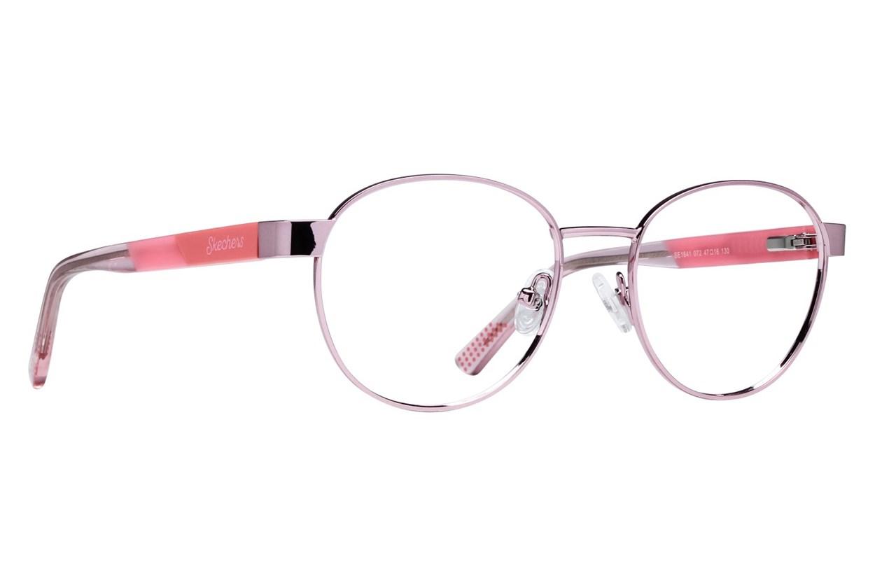 Skechers SE1641 Pink Eyeglasses