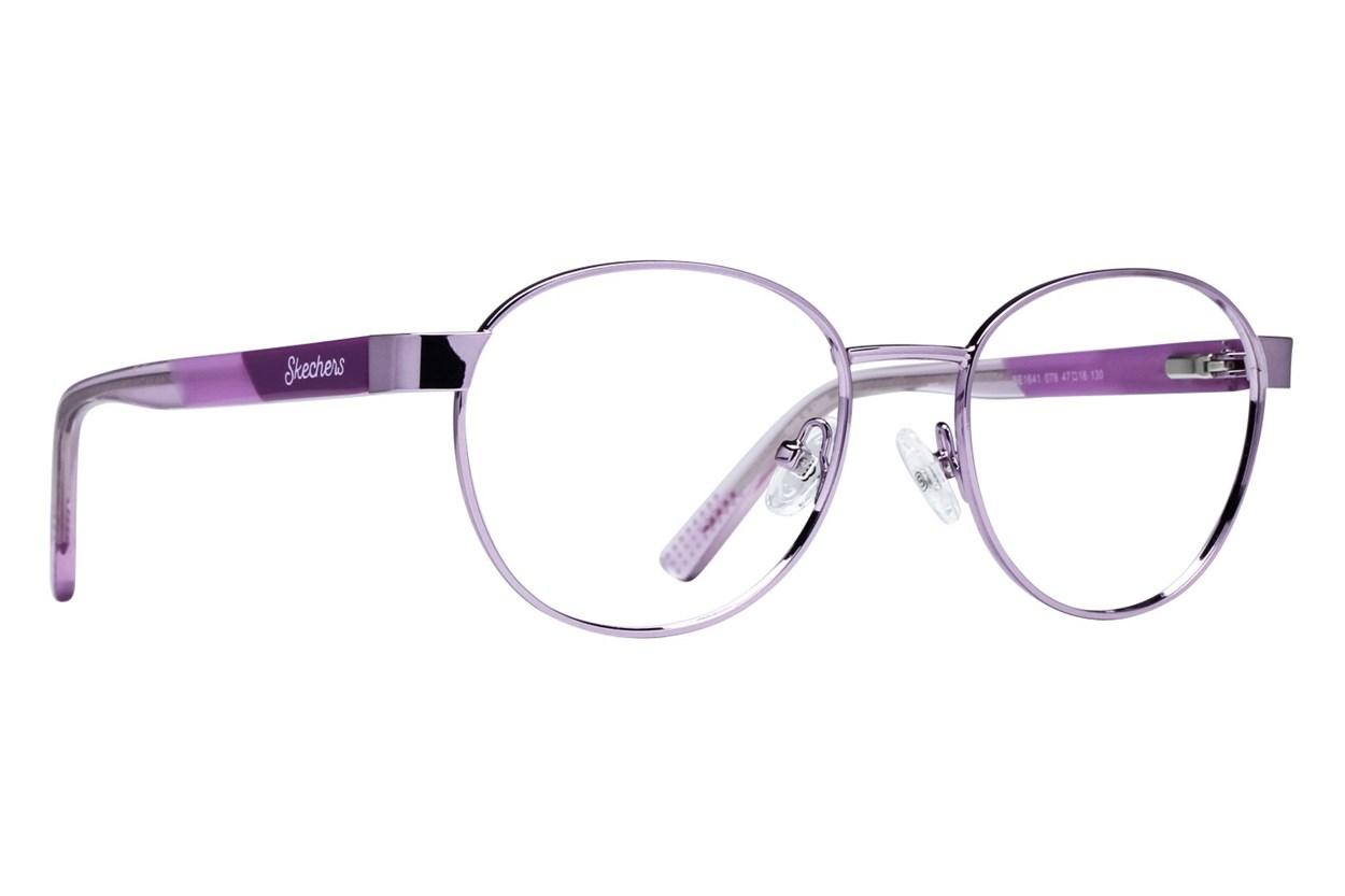 Skechers SE1641 Purple Eyeglasses