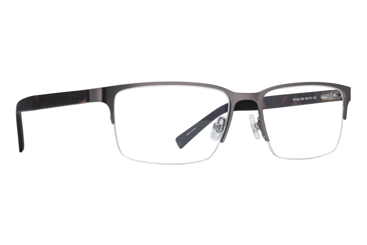 Timberland TB1585 Gray Eyeglasses