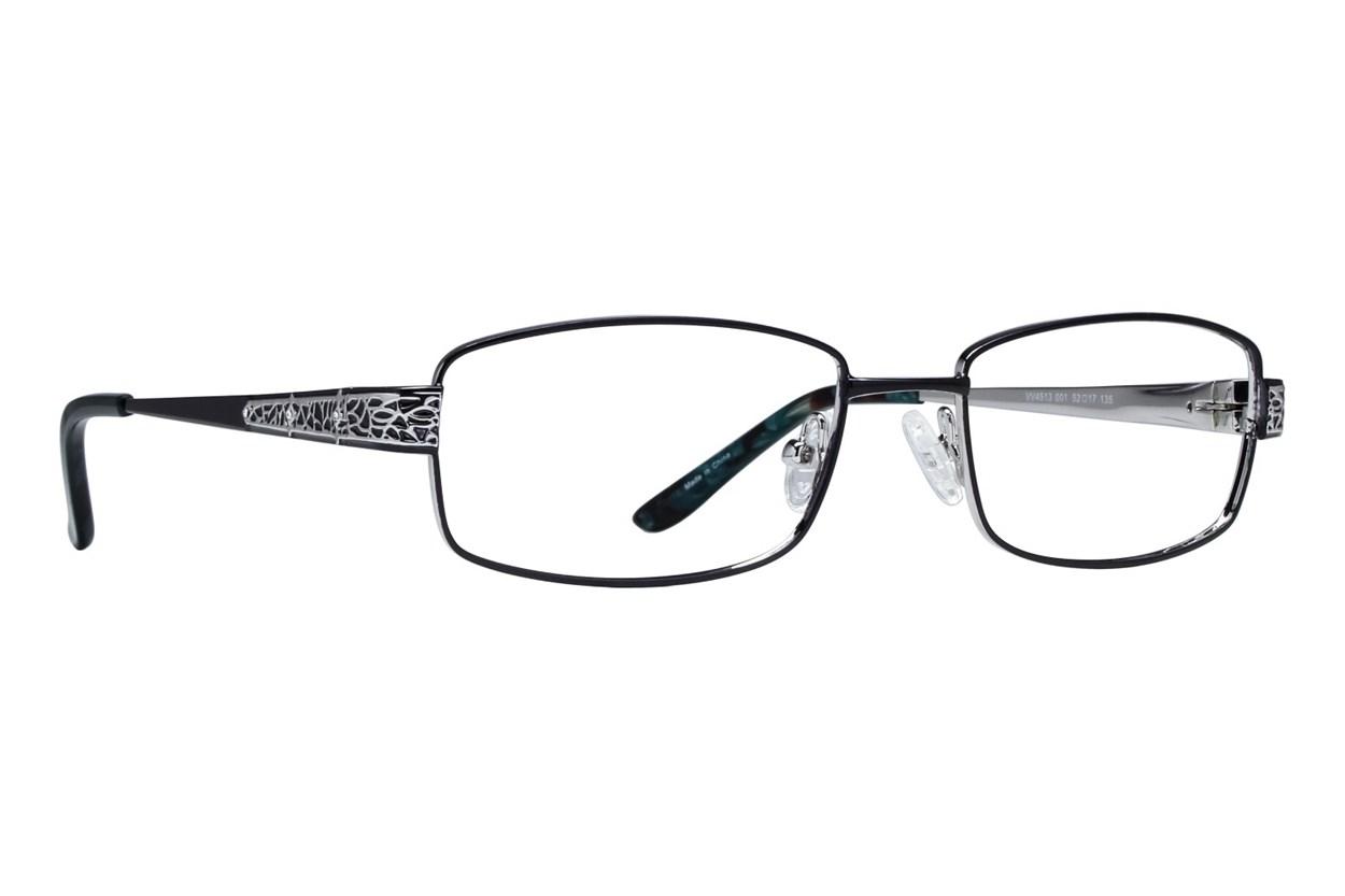 Viva VV4513 Black Eyeglasses