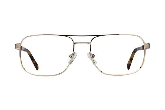 Viva VV4030 Gold Eyeglasses