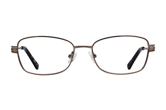 Viva VV4511 Brown Eyeglasses