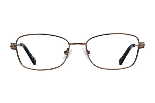 Viva VV4511 Brown Eyeglasses