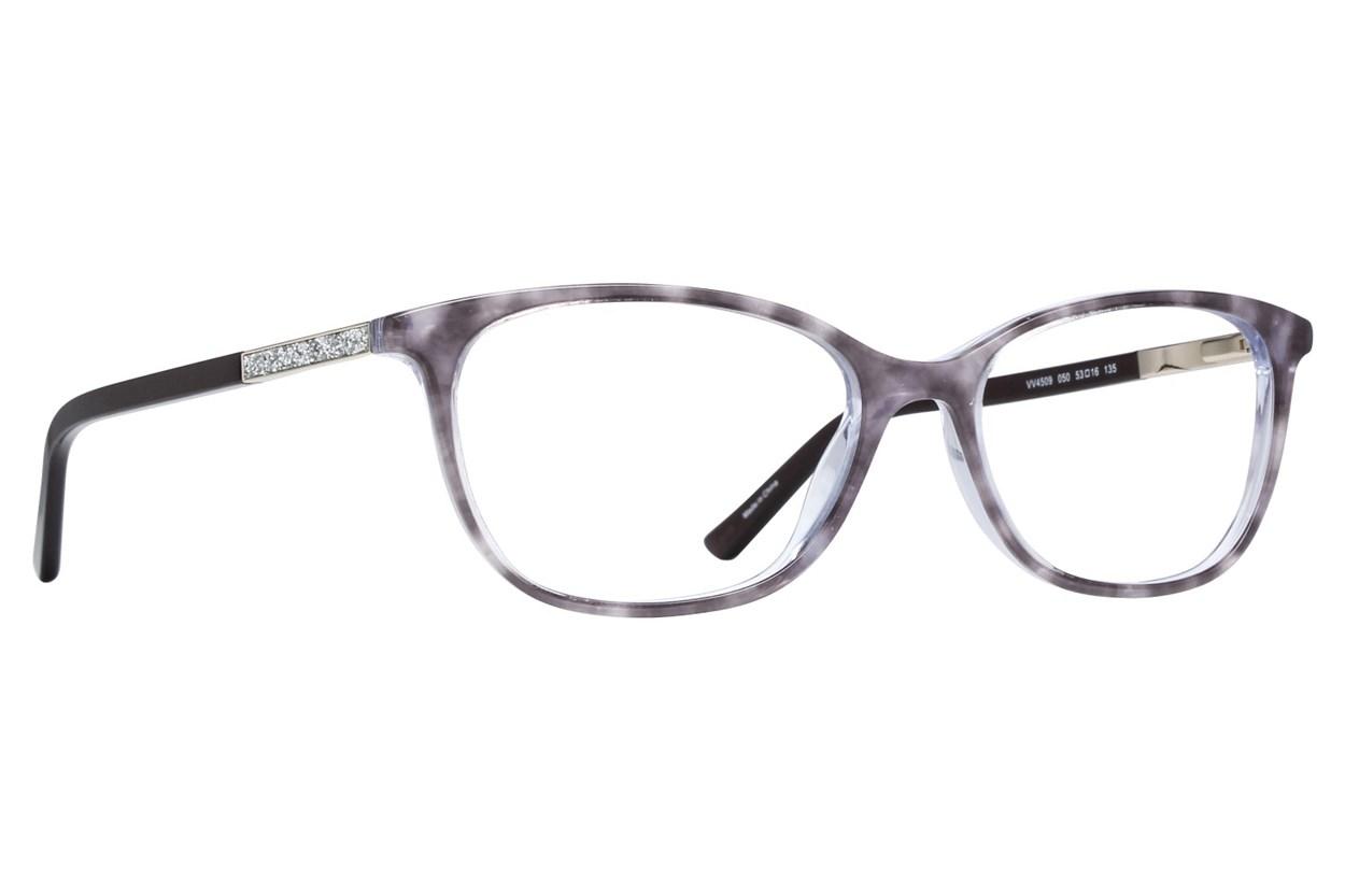 Viva VV4509 Brown Eyeglasses