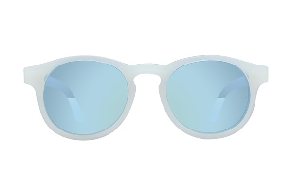 Babiators The Jet Setter White Sunglasses