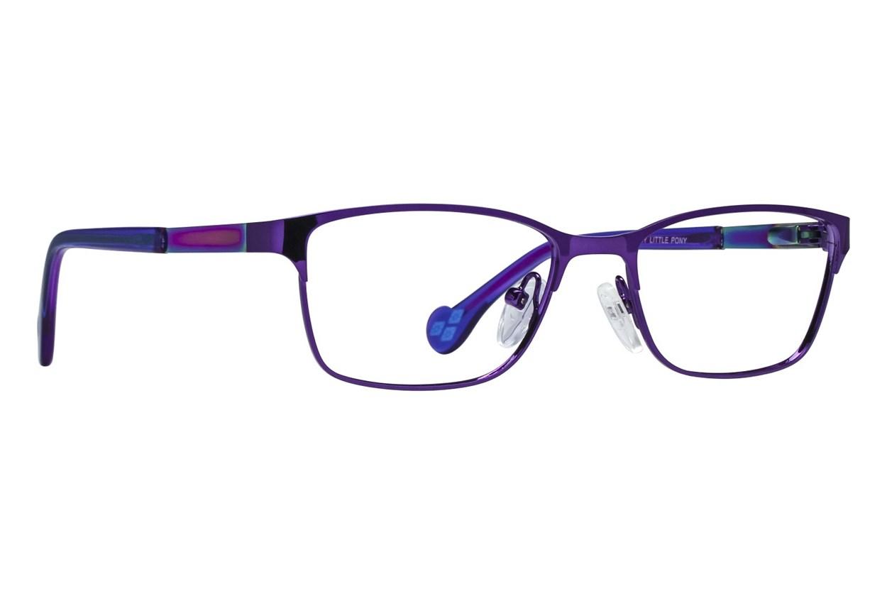 My Little Pony Fancy Purple Eyeglasses