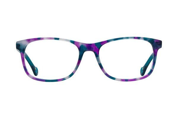 My Little Pony Delightful Purple Eyeglasses