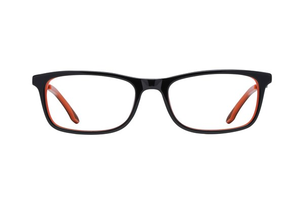 NERF James Black Eyeglasses