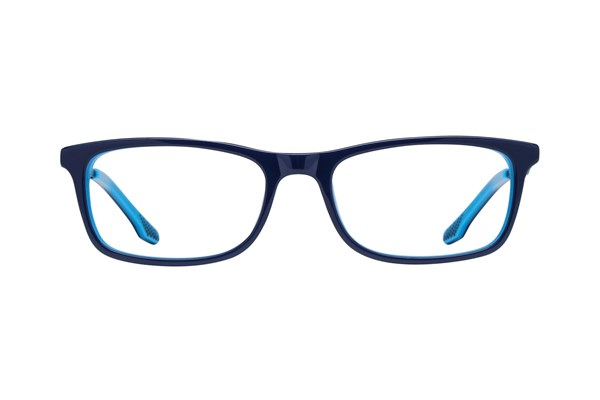 NERF James Blue Eyeglasses