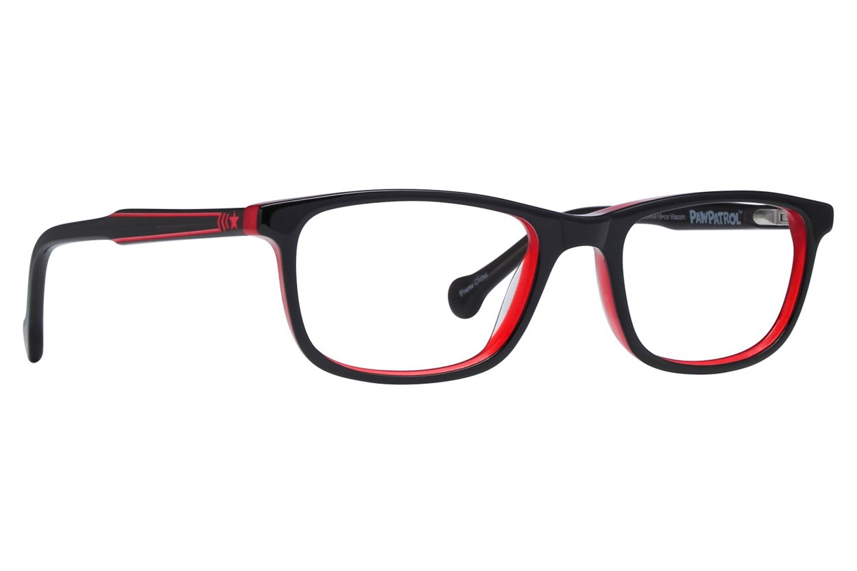 Paw Patrol Courage Black Eyeglasses
