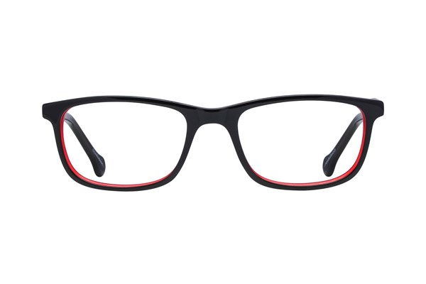 Paw Patrol Courage Black Eyeglasses