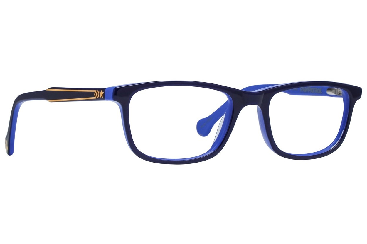 Paw Patrol Courage Blue Eyeglasses