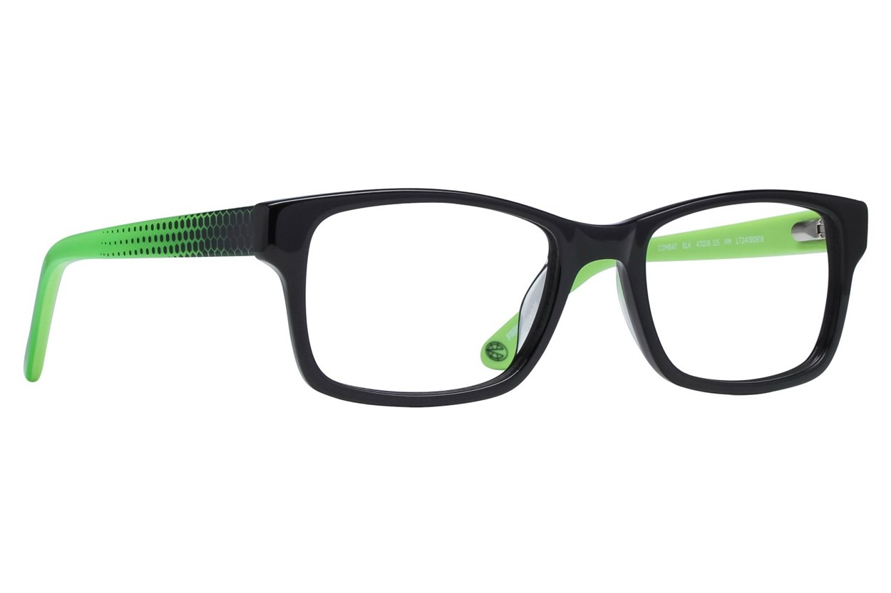Nickelodeon Teenage Mutant Ninja Turtles Combat Black Eyeglasses