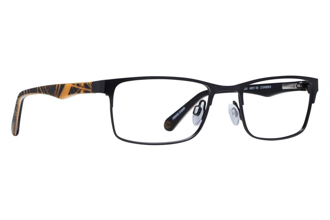 Nickelodeon Teenage Mutant Ninja Turtles Mayhem Black Eyeglasses